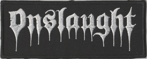 ONSLAUGHT - Logo Patch