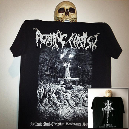 ROTTING CHRIST - 25 Years Denying The False God TS