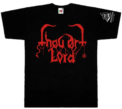 THOU ART LORD - The Era Of Satan Rising TS