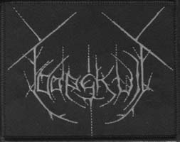 TODESKULT - Logo Patch