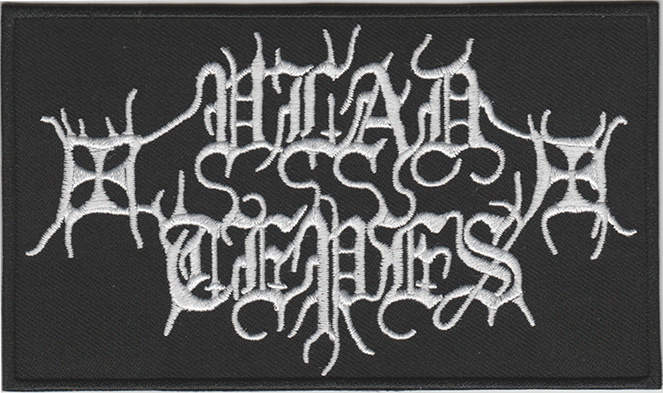 VLAD TEPES - Logo Patch
