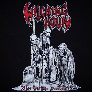 WITCHING HOUR - Rise of the Desecrated TS