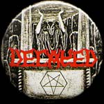 DECAYED - Logo + design Badge