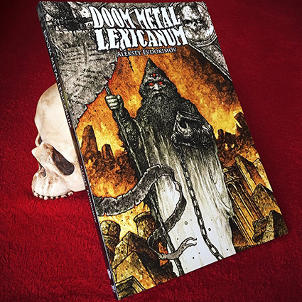 DOOM METAL LEXICANUM book