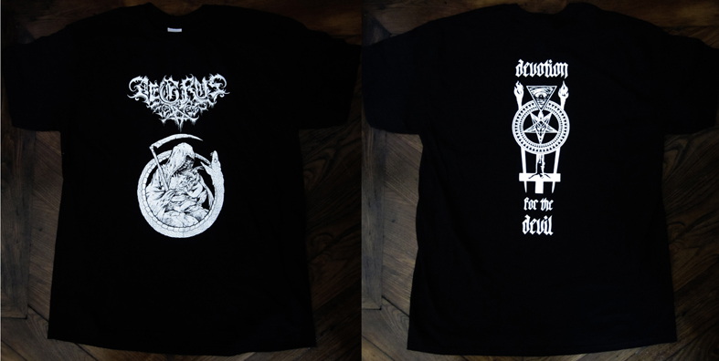 AEGRUS - Katharsis with Horns TS