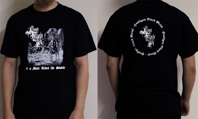 GRAND BELIAL'S KEY - On a Mule Rides the Swindler TS Size S