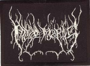 IMAGO MORTIS - Logo Embroidered Patch