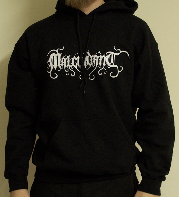 MALCUIDANT - Logo Hooded