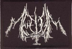 MEFITIC - Logo Embroidered Patch