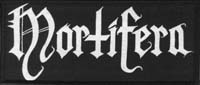 MORTIFERA - Logo Patch