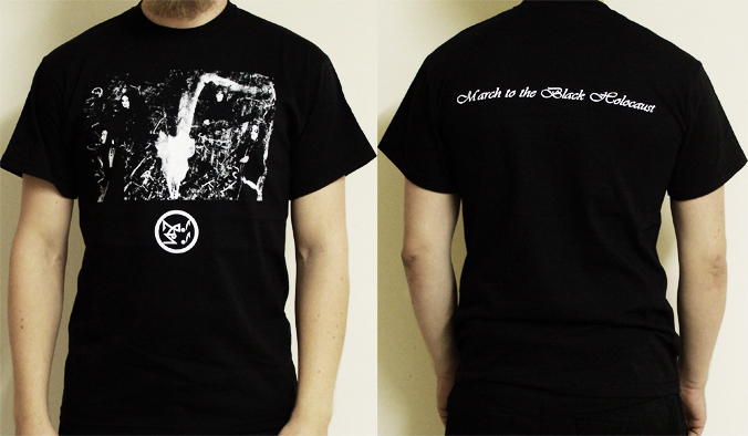 VLAD TEPES/ BELKETRE - March to the Black Holocaust TS